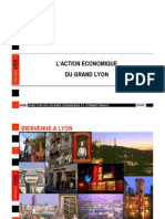 L'ACTION ECONOMIQUE DU GRAND LYON