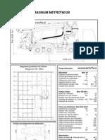 Scheda Gp p14 (Mod. PB606 L)