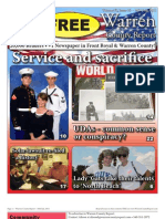 The Mid July, 2011 edition of Warren County Report