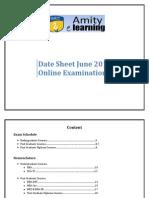 June Online Exam2011