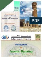 Introduction to Islamic Banking - Rama Raju