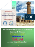 What is Takaful by Jamil Akhtar