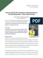 Plastic Surgeon Rob Mouser Profile