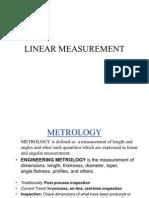 Linear Measurement Ppt