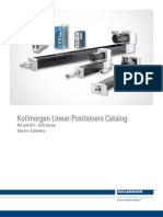 Linear Positioner Cylinders