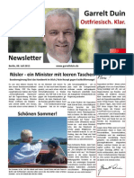 20110701 Newsletter Juli II