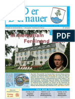 Der Bernauer - Juli 2011