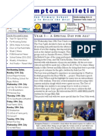 Issue 10 Newsletter Checkers