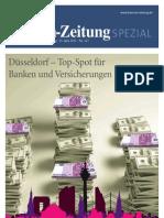 Düsseldorf - Top-Spot für Banken und Versicherungen