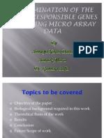 Presentation Bioinfo1