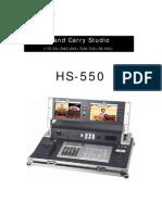 Datavideo_HS-550