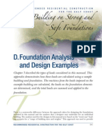 Foundation Analysis and Design Sample
