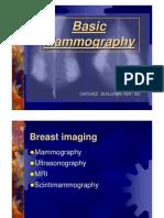 Basic Mammography