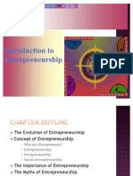 Entrepreneurship - Chapter 1
