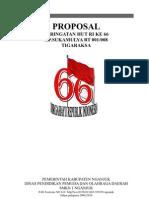 Proposal Hut Ri 66(3)