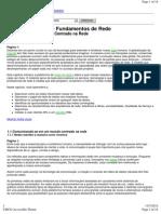 CCNA 4.0 - NF - 01 Vivendo Em Um Mundo Centrado Na Rede