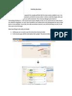 Comprehensive Portfolio Directions
