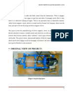 Project Report on eletromagnetic cutch