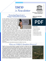 Newsletter UNESCO_Timor-Leste #3