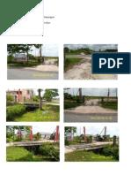 Situasi Jembatan Exsisting Dilapangan Pangkalanbun