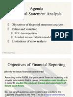 Financial Statement Analysis Ppt 3427