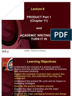 Lecture 6 Product Part a w Turn It in for STUDENTS
