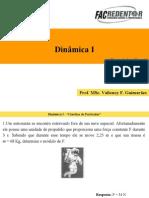 Cinetica Exercicios Gerais