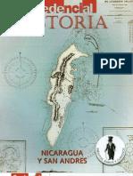 Credencial Historia Nicaragua y San Andrés