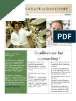 OCHU Newsletter 2011