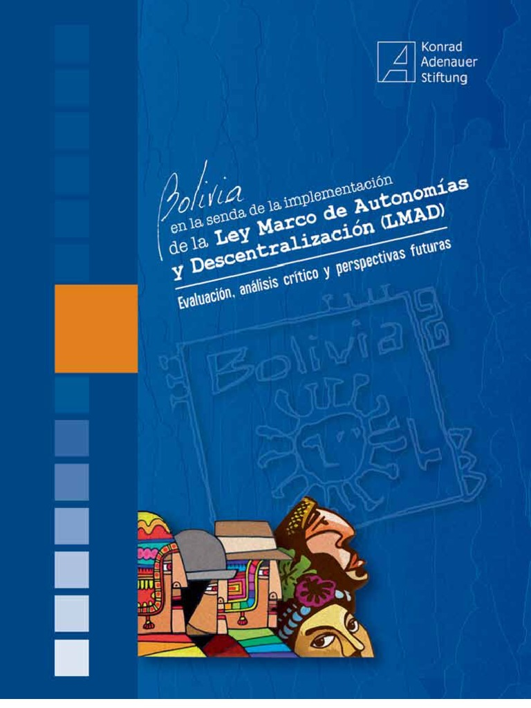 Bolivia en la senda de la implementación de la Ley Marco de ...