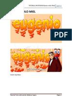 Tutorial de Photoshop Texto Estilo MIel