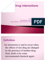 Warning of Herb and Drug Interactions   Alternative Medicine