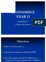 Chapter 17 Output and Growth