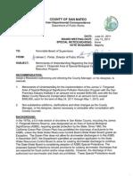 James V. Fitzgerald Area of Special Biological Significance Pollution Reduction Program