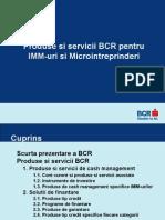 BCR - IMM