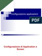 Configurazione Applicazioni 2