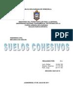 SUELOS COHESIVOS (07-07-2011)
