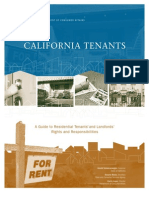Tenant's Rights