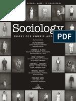Sociology 2011-2012