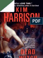 DEAD WITCH WALKING by Kim Harrison, Excerpt