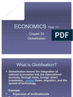 Chapter 22 Globalization