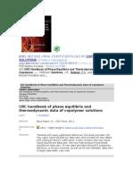 Handbook Thermodinamic Copolymer 2011[1]
