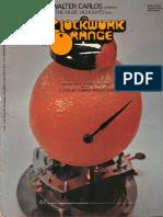 A Clockwork Orange (Walter Carlos)