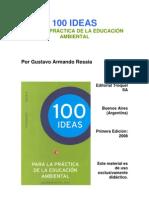112100 Ideas Para La Practica de La Educacion Ambiental