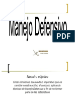 MANEJO DEFENSIVO EMPRESAS