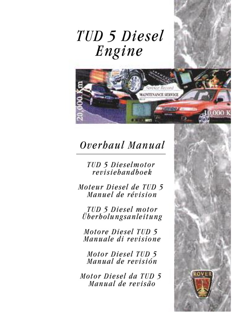 ... Array - rover 100 tud5 overhaul manual rh scribd ...