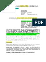 Expediente Proc. Civil