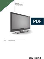 32pfl7962d 12 Dfu Eng - Manual Philips