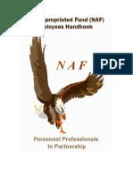 NAF Employee Handbook
