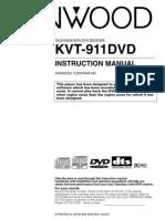 Kenwood Kvt 911dvd 2001 Kusa